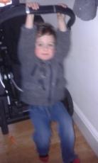 William swinging