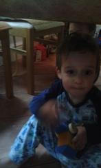 William under table