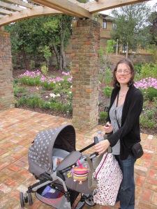 mum with pram